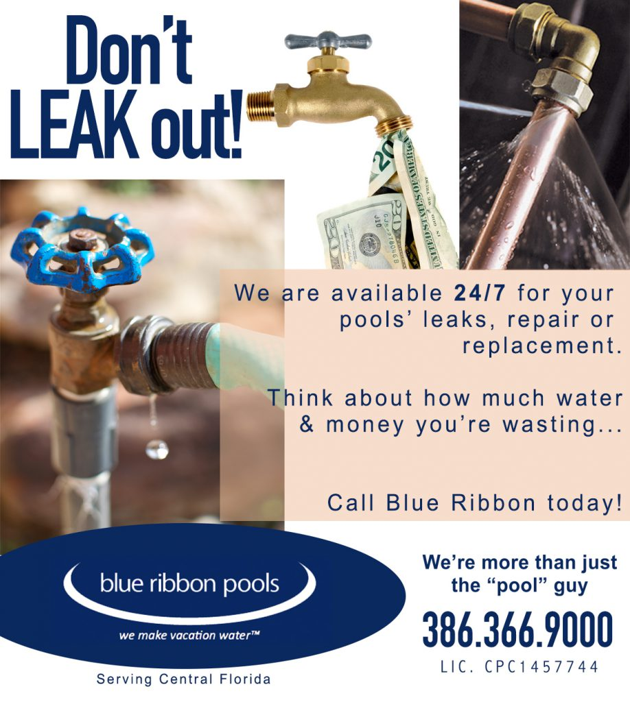 Pool Leak Detection Volusia County Daytona Beach